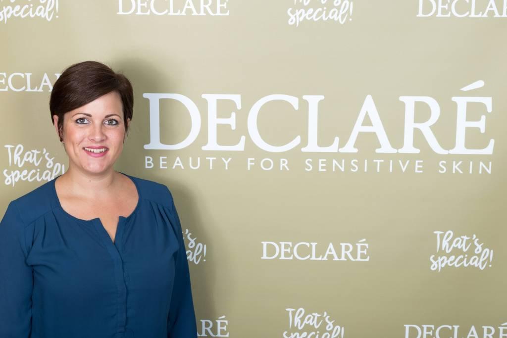Yvette Scheurink bij Declare | Beautyvette schoonheidssalon Borne